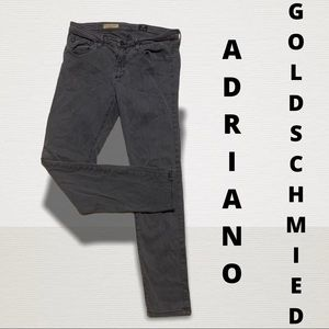 Adriano Goldschmied The Stevie Ankle Slim Straight